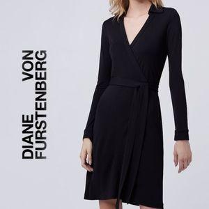 Diane Von Furstenberg Jeanne Wrap Dress